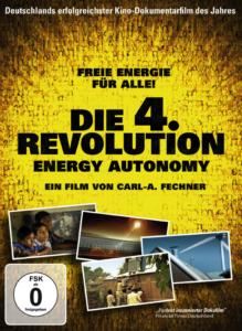 4. Revolution Plakat