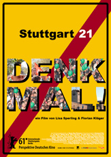 "Film ""Stuttgart 21 - Denk Mal!"" @ Energieagenten"