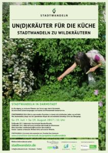 Stadtwandeln zu Wildkräutern im Martinsviertel @ Riegerplatz