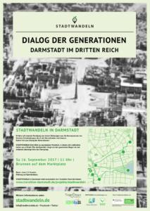 Stadtwandeln zu Darmstadt im Dritten Reich @ Marktbrunnen