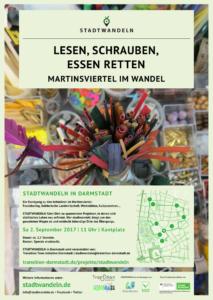 Stadtwandeln im Martinsviertel @ Kantplatz