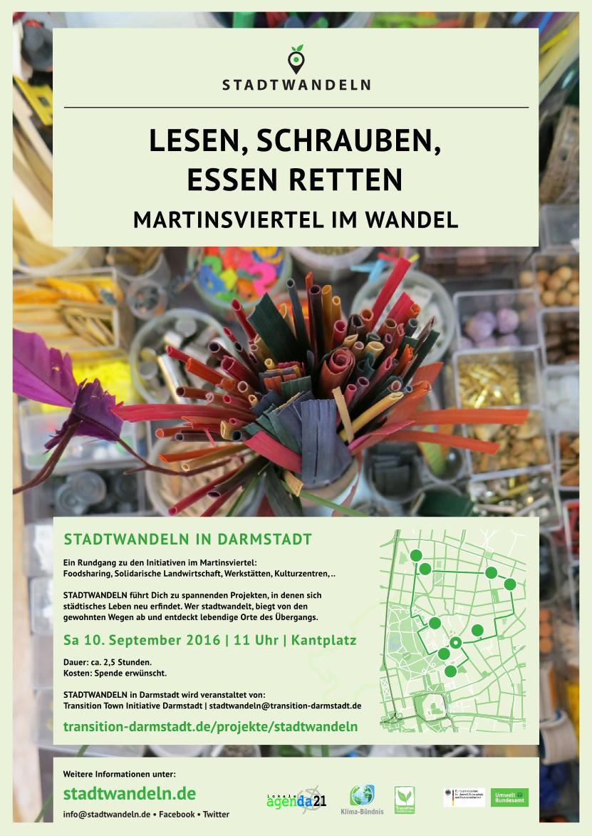 Plakat Martinsviertel