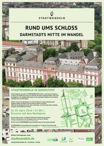 Plakat_Stadtwandeln Schloss