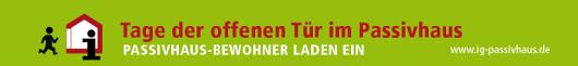 Passivhaus-Besichtigungen @ Bundesweit