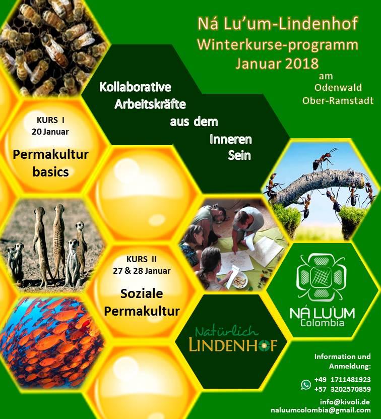Soziale Permakultur, Zweitägiger Workshop @ Ober-Ramstadt