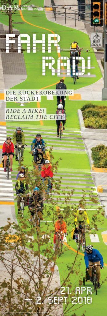 Lebenswerte Städte schaffen - vom verkehrten Verkehr zu menschenfreundlicher Mobilität (Frankfurt) @ Deutsches Architekturmuseum, Frankfurt