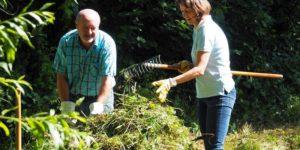 """Workshop """"Kompostieren in der Stadt"""" @ Nachbarschaftsgarten Bessungen"""