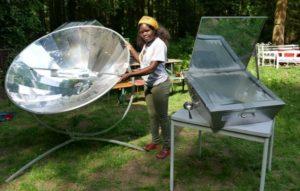 Zukunftsforscher-Naturschutz Camp @ Zentrum für Globale Nachhaltigkeit Darmstadt