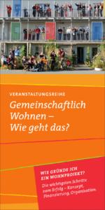 Gemeinschaftlich wohnen - Was kann das sein? @ Neues Rathaus, Magistratssaal Graz