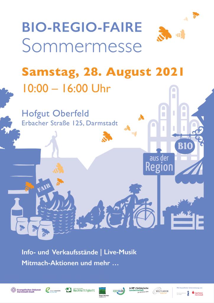 Bio-Regio-Faire Sommermesse @ Hofgut Oberfeld